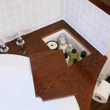 space saving ideas for small bathrooms 10 spacious ideas for small bathroom design and decor