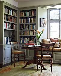 How To Build A Large Bookcase Best 25 Small Home Libraries Ideas On Pinterest Small Library