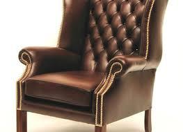 Study Chair Design Ideas Leather Club Chair Traditional Armchair Vulcanlyric