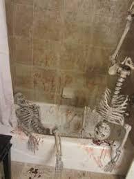 Crime Scene Bathroom Decor Fisher U0027s Murder Mysteries Costume Exhibition National Trust