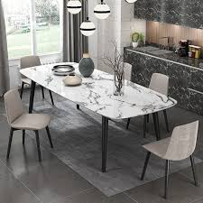 tavoli da sala da pranzo moderni 2018 new fashion tavolo da pranzo moderno per sala da pranzo