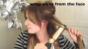 Can You Curl Clip In Hair Extensions by How To Curl And Apply Clip In Hair Extensions Youtube