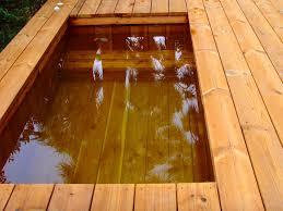 jacuzzi bois exterieur pour terrasse fabricant piscine et jacuzzi spa sur mesure 100 bois à toulon var