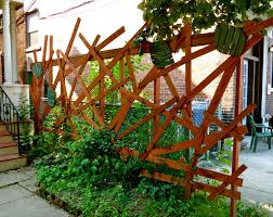 garden landscape fence landscaping ideas and gardening are