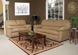 sand fabric modern sofa u0026 loveseat set w options