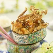 grenouille cuisine cuisses de grenouilles caramélisées à la chinoise cuisine