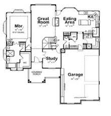 plan 1162 ranch style small house plan w master suite floor