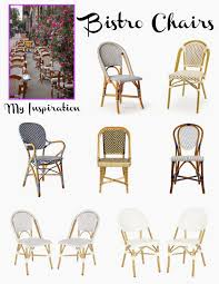 happy as a clam hello there new french bistro chairs middle row serena lily ballard designs maison midi bottom row overstock overstock