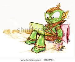 cat mad cartoon agape acting has stock illustration 578939290