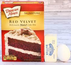 red velvet cookies recipe easy 3 ingredient cookie the frugal