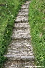 Backyard Steps Ideas Hillside Landscape Steps Ideas