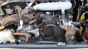 toyota motoren motor hilux 2 5 2011 teste de funcionamento youtube