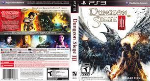 dungeon siege 3 ps3 blus30510 dungeon siege iii
