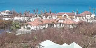 Charles Sieger Trump U0027s Caribbean Villa Survives Irma Other Celebs Weren U0027t So Lucky