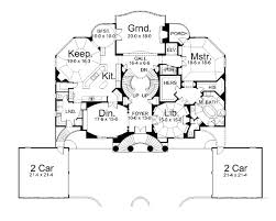 villa house plans villa 6018 3 bedrooms and 3 5 baths the house designers