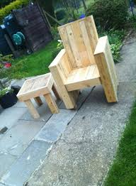 Making Wooden Patio Chairs by 55 Best Pallet Furniture Images On Pinterest Pallet Ideas Diy