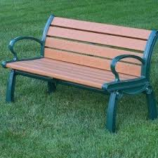 Park Benches Recycled Park Benches Foter