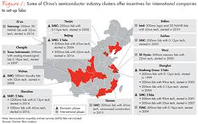 A Construction China And Semiconductors China Chases Chip Leadership Bain Brief Bain Company