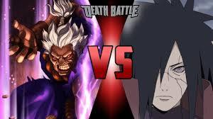 vs madara akuma vs madara uchiha battle fanon wiki fandom powered