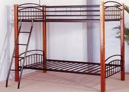 Wood And Metal Bunk Beds Youth