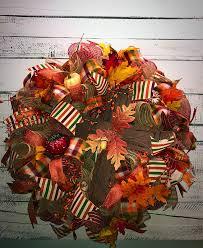 thanksgiving wreath fall wreath fall door wreath fall cross wreath thanksgiving