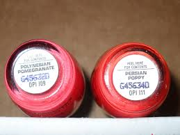 opi collections list the polish garden