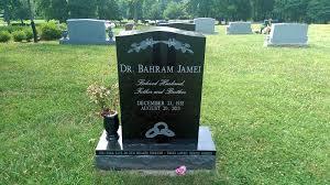 cemetery headstones single headstones fram monument