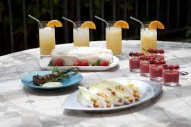 Summer Lunch Menu Ideas For Entertaining A Summertime Garden Party Easy Summer Entertaining Menu Ideas