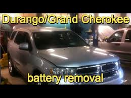 jeep grand or dodge durango 2010 2014 dodge durango and jeep grand battery