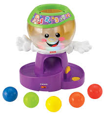 amazon com fisher price laugh u0026 learn count and color gumball