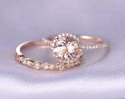 wedding ring sets uk engagement rings etsy nz