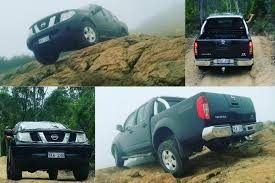 2008 nissan navara review loaded 4x4