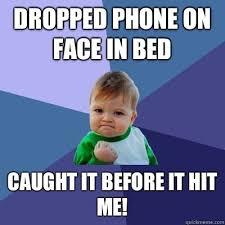 Meme Phone Falling On Face - best of meme phone falling on face 80 skiparty wallpaper