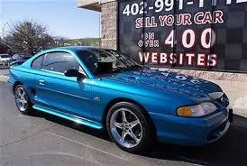 1994 ford mustang 5 0 specs 1994 ford mustang gt 5 speed hurst 5 0l v8 cobra r wheels mach
