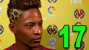 fifa 18 the journey 2 part 17 best haircut ever youtube