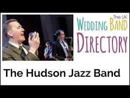 hudson wedding band jazz wedding band hire london the hudson jazz band showreel