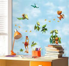 Bedrooms  Lovely Boys Room With Modern Desk And Cute Dinosaur - Dinosaur kids room