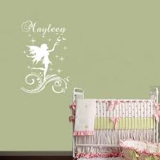 aliexpress com buy customer made fairy little angel cartoon wall aliexpress com buy customer made fairy little angel cartoon wall sticker personalised any name girls wall decal for kids room decor from reliable decal