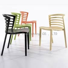 china modern stackable outdoor restaurant plastic chair sp uc295