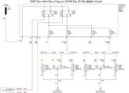 brake light wiring diagram 2012 express van diagram wiring