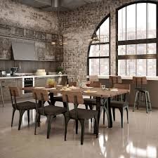 Cindy Crawford Dining Room Sets Amazing Contemporary Dining Room Furniture Equipped Rectangle Long