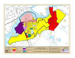 Delaware Zip Code Map by Planning U0026 Zoning Town Of Blades Sussex County Delaware