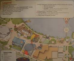 Disney World Interactive Map by In The Zone With Samsdisneydiary 2 Walt Disney World Car