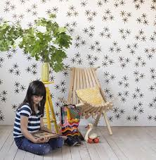 5 beautiful diy painted wallpaper projects the organized mom