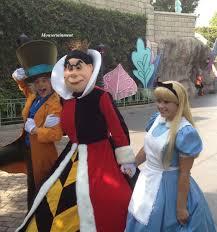character spotlight alice wonderland friends disneyland