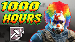 look siege social what 1000 hours of sledge experience looks like rainbow six siege