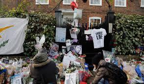 George Michaels Home George Michael Mourned By Boyfriend Ex Boyfriend In London