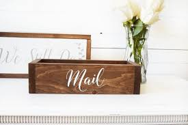 gifts by mail mail organizer mail holder office mail organizer rustic