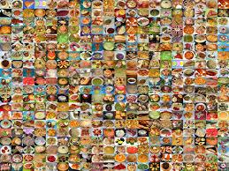 fond ecran cuisine recettes de cuisine un fond d écran mosaïque avec toutes vos recettes