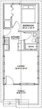 32 cabin plans moreover 12 x 20 cabin floor plans on 18 x 32 house
